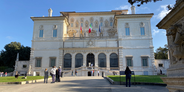 Borghese Gallery Rome Tickets