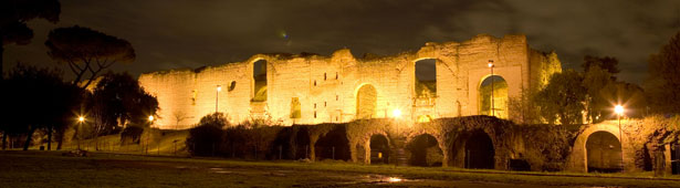 caracalla by night