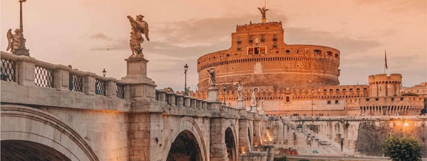 Castel Sant angelo tour privato