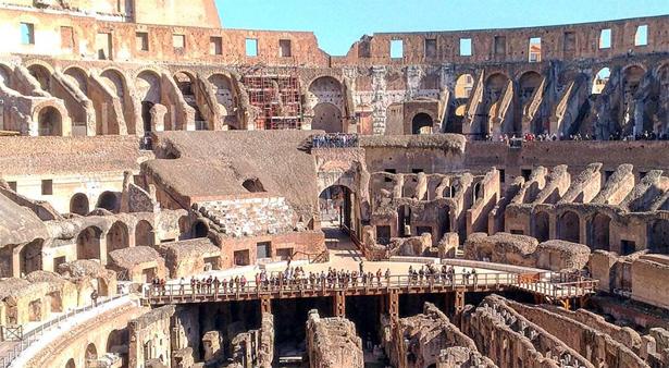 Kolosseum Rom Eintrittskarten