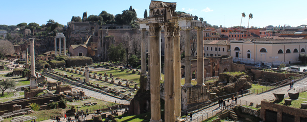 Foro Romano forum pass
