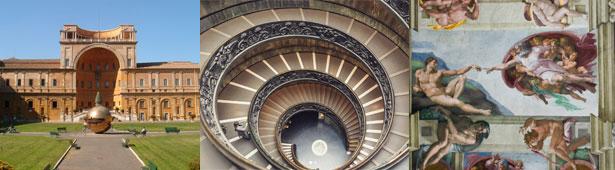 Museo Del Vaticano.Musei Vaticani E Cappella Sistina Roma
