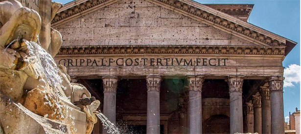 Pantheon Tour con guida privata