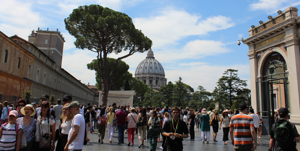 Vatican Tour in english