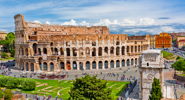 Book On Line Tickets For Colosseum In Rome